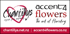 Chantillys and Accent for Flowers